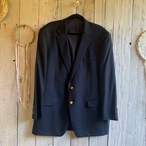 Ralph Lauren Wool Blazer 46L NWOT